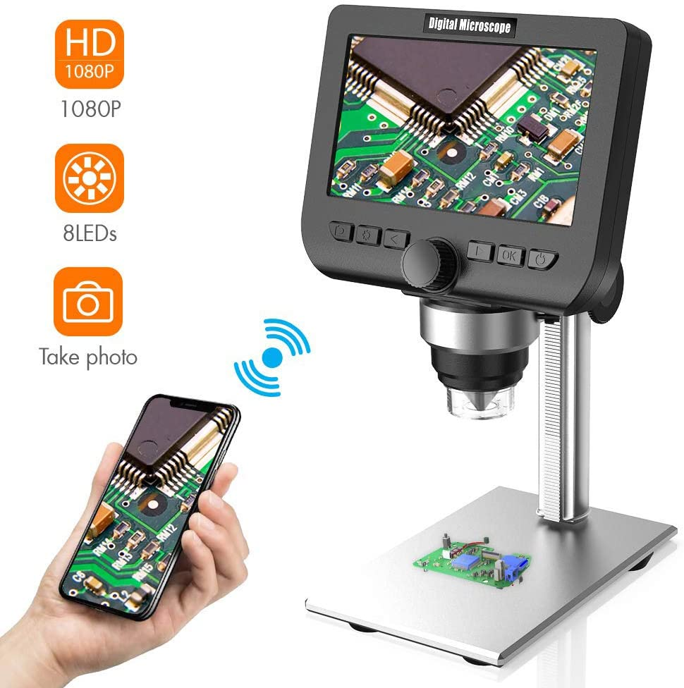LCD Wireless Microscope