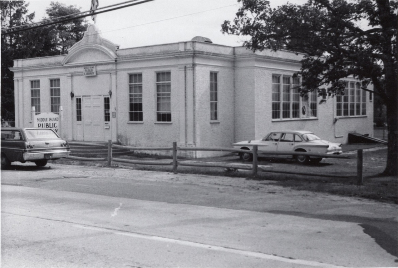Middle Island Library - Yaphank Building