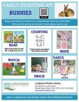 Family Storyitme Kit: Bunnies